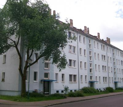 Wohnung - Albert-Schweitzer-Straße 6
