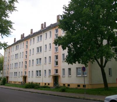 Wohnung - A.-Schweitzer-Str. 18