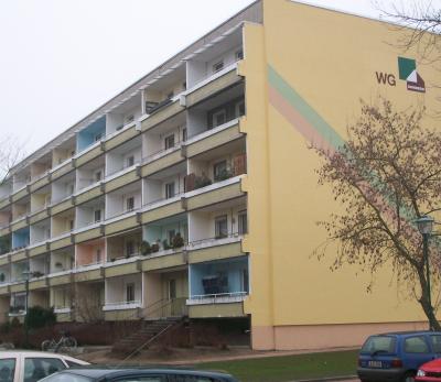 Wohnung - M.-Planck-Str. 45