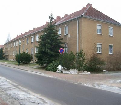 Wohnung - M.-Planck-Str. 4