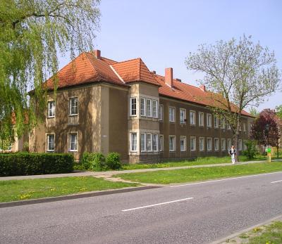 Wohnung - Nordhausener Straße 13
